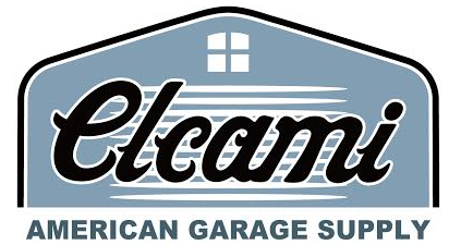 アメリカンガレージのElcami(エルカミ)ロゴ